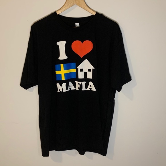 Tultex Other - Swedish House Mafia Music Super Group T Shirt